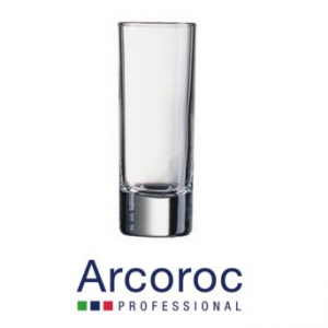 Straight Double Shot Glass by Arcoroc